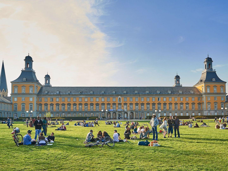 Hofgartenwiese in Bonn
