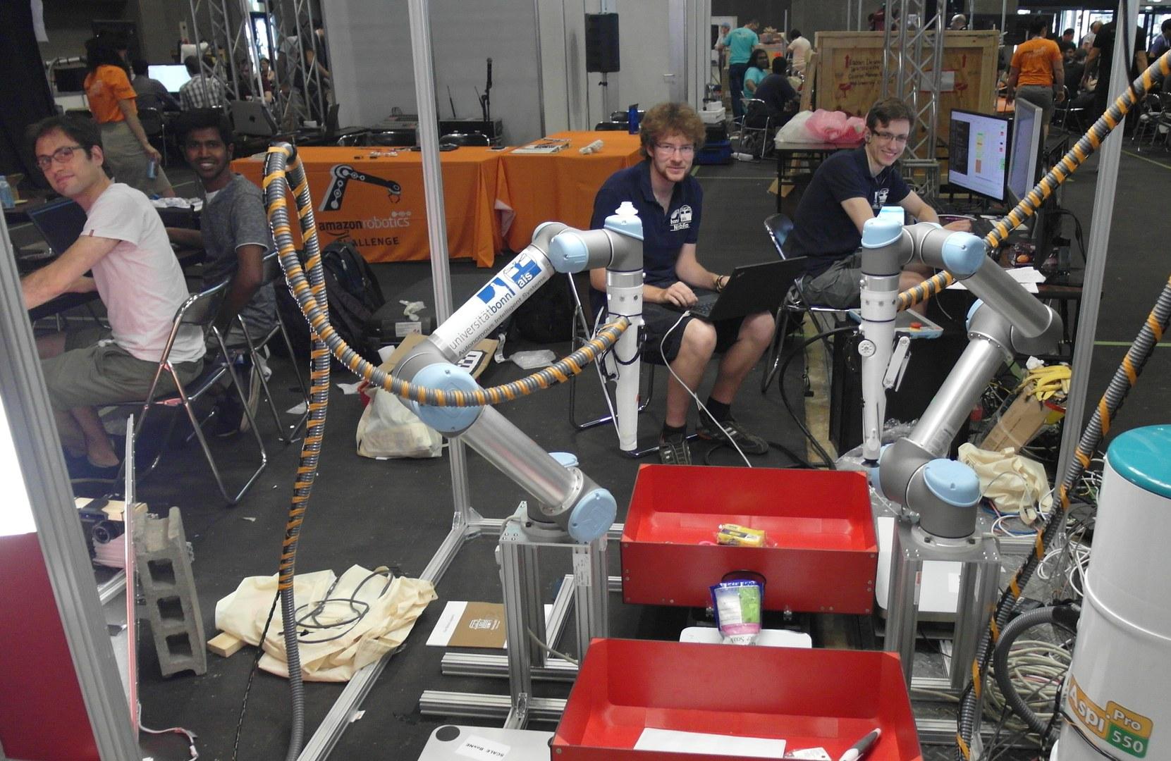 Skillful robot