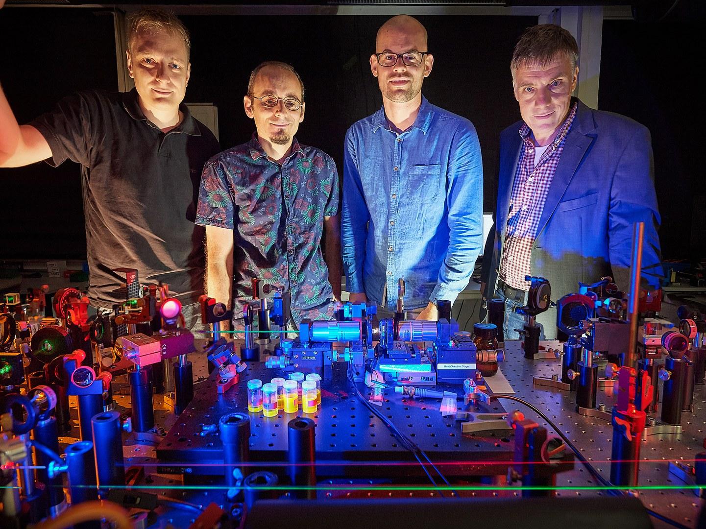The Bonn researchers
