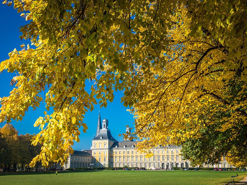 The University of Bonn beams (c) Volker Lannert