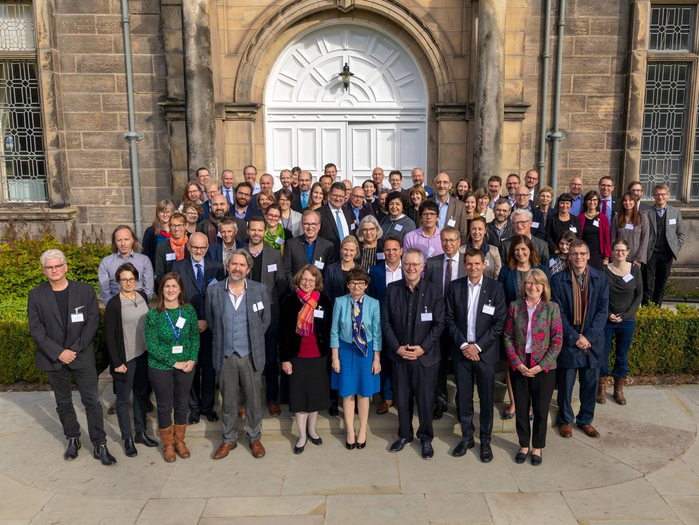 Delegation from Bonn visits St Andrews