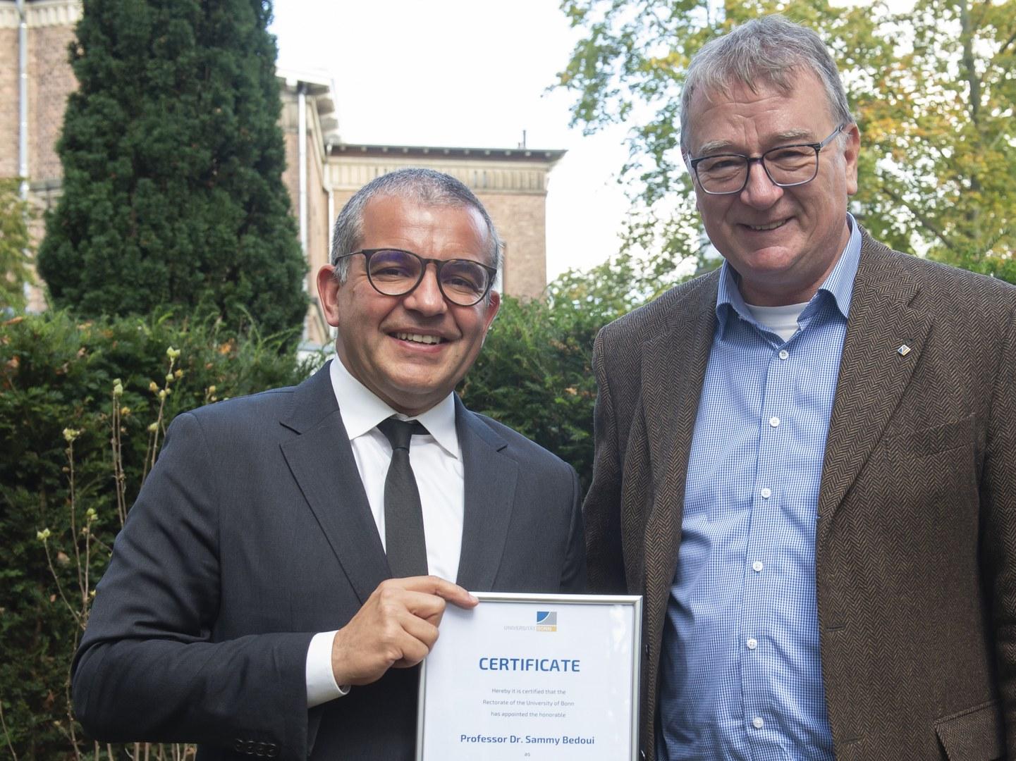 New Neuer Bonn University Ambassador appointed