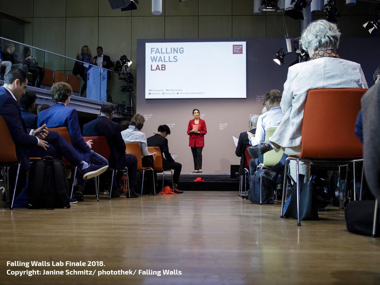 Falling Walls Lab Finale 2018 in Berlin
