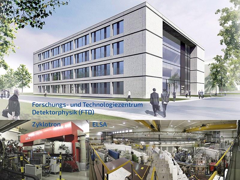 University of Bonn's world-class infrastructure for physics